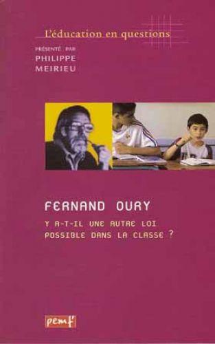 L'éducation en question, présenté par Philippe Meirieu